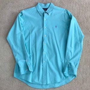 Ralph Lauren Men's Dress Shirt- Large